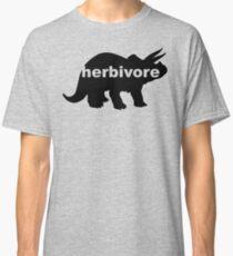 Herbivore (triceratops) Classic T-Shirt
