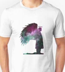 Castiel Sihouette: Space T-Shirt