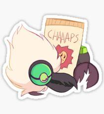 Chaaps Sticker