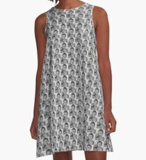 Hamish - Child Portrait A-Line Dress