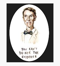 Bill Nye Photographic Print