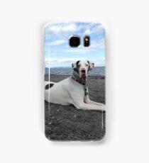 Great Dane_7733 Samsung Galaxy Case/Skin