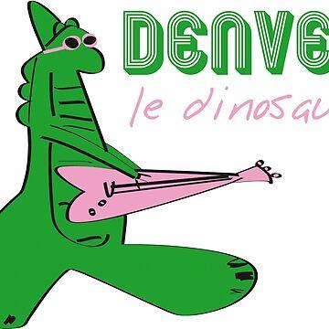 Colorado Dinosaure by since1979