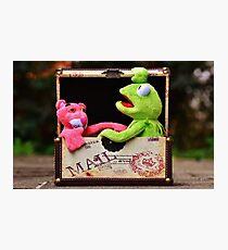 Plush Toys Photographic Print