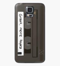 Funda/vinilo para Samsung Galaxy Genial, más cintas (verticales)