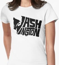 Washington Women's Fitted T-Shirt