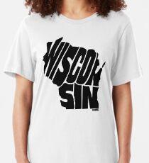 Wisconsin Slim Fit T-Shirt
