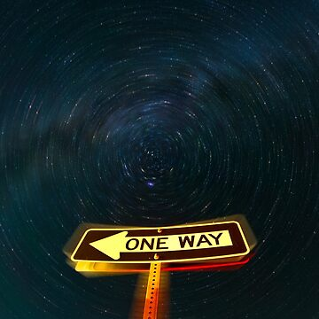 One Way to the Milky Way by spazoto