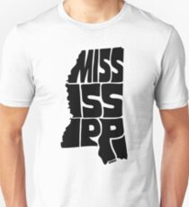 Mississippi Slim Fit T-Shirt
