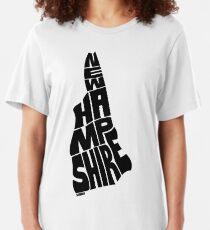 New Hampshire Slim Fit T-Shirt