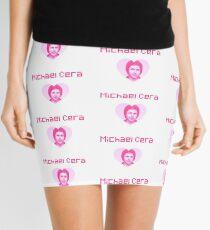 Michael Cera Mini Skirt
