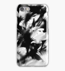 Daisy in Balck & White iPhone Case/Skin