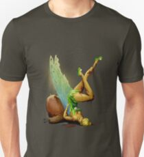 Zombie Pin-up Tinkerbell T-Shirt