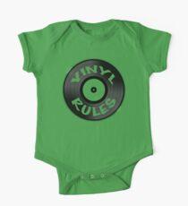 Vinyl Rules Kids Clothes