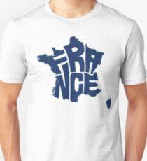 France Blue T-Shirt