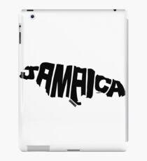 Jamaica Black iPad Case/Skin