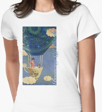 Bouncing Off Clouds 2 T-Shirt