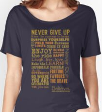 Inspirational Thoughts Collection T-shirts & Homewares Women's Relaxed Fit T-Shirt