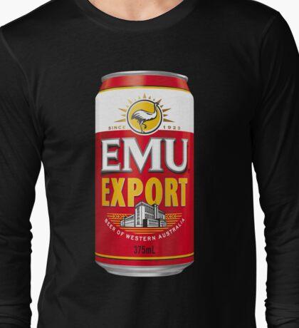 Emew Export Long Sleeve T-Shirt