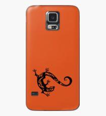 Moko - Lézard porte-bonheur Coque et skin Samsung Galaxy