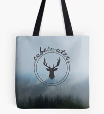 The Raven Cycle - Cabeswater Logo (Woods) Tote Bag