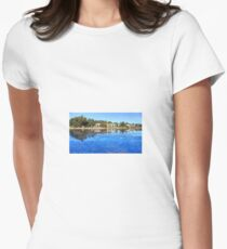 Picturesque Women's Fitted T-Shirt