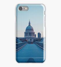 St Pauls at Dawn iPhone Case/Skin