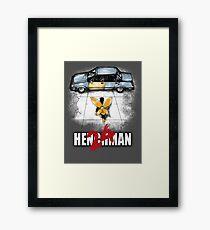 Henchman Framed Print