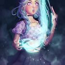 Moon Witch by ellieinthesky