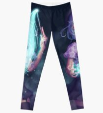 Moon Witch Leggings