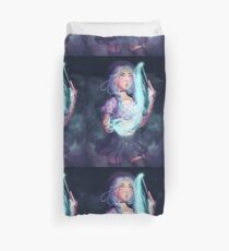 Moon Witch Duvet Cover