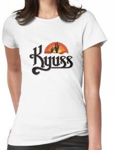 Kyuss Womens Fitted T-Shirt