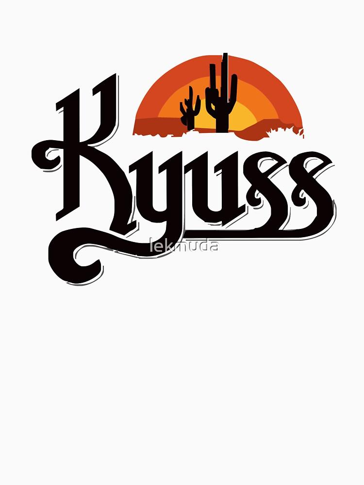 Kyuss by lekmuda