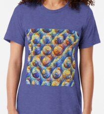Clouds #DeepDream Tri-blend T-Shirt