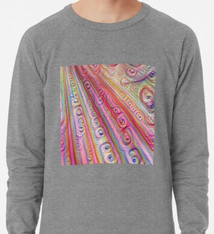 Seashells #DeepDream Lightweight Sweatshirt