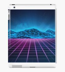 Sci-fi space iPad Case/Skin