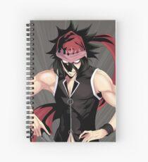 Kurokiba Ryo  Spiral Notebook