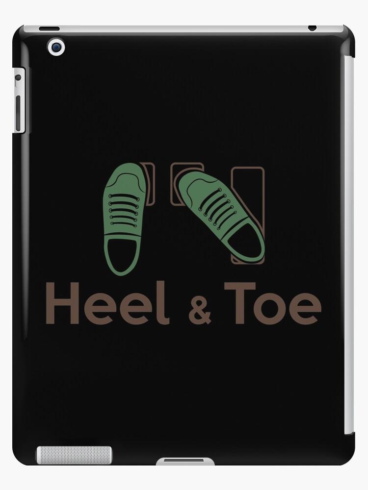 Heel & Toe (5) by PlanDesigner