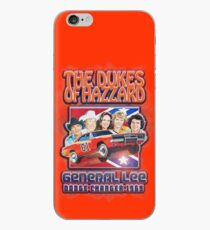 The Dukes Of General Hazzard Lee Dodge iPhone Case