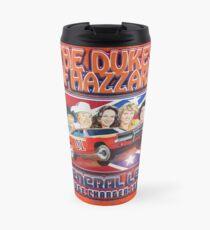 The Dukes Of General Hazzard Lee Dodge Travel Mug