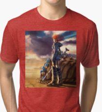 Nausicaa Tri-blend T-Shirt