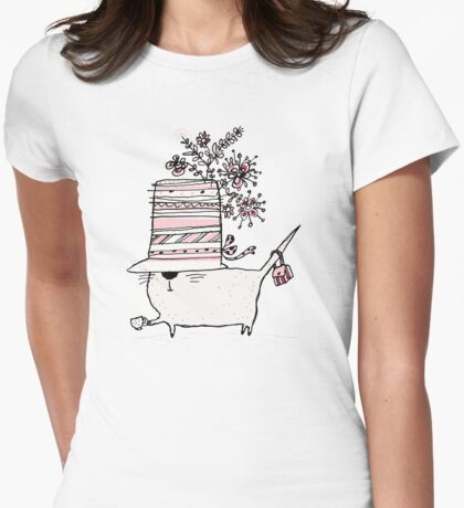 Cup of Tea Cat T-Shirt