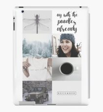 Lorelai Gilmore | Winter  iPad Case/Skin