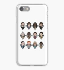 The Walking Dead: Squad Goals iPhone Case/Skin