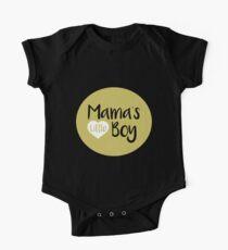 Mama's Little Boy Kids Clothes