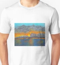 """A Miami Sky"" Unisex T-Shirt"