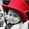 Hats (Selective Colour)