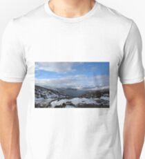 Scottish Mountains and Lochs Unisex T-Shirt