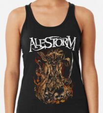 Alestorm Band Racerback Tank Top