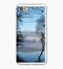 Scotland Mist, Lochs and Mountains iPhone Case/Skin